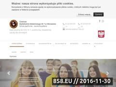 Miniaturka domeny cku1.edu.pl