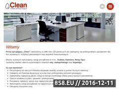 Miniaturka domeny clean.pl