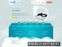 Miniaturka domeny clean24h.pl