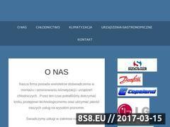 Miniaturka domeny www.climatronik.pl