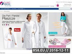 Miniaturka domeny clinicdress.pl