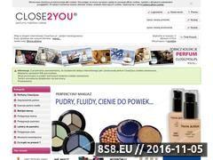Miniaturka domeny close2you.pl
