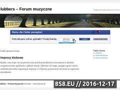 Miniaturka domeny www.clubbers.com.pl
