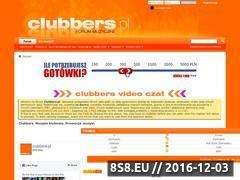 Miniaturka domeny clubbers.pl