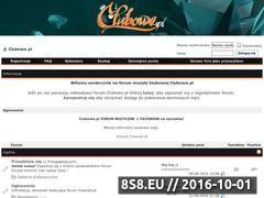 Miniaturka domeny www.clubowe.pl