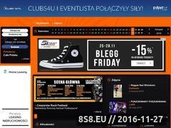 Miniaturka domeny clubs4u.pl