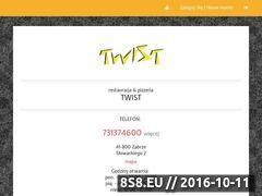 Miniaturka domeny www.clubtwist.pl
