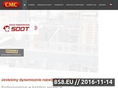 Miniaturka domeny www.cmc.net.pl