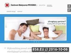 Miniaturka domeny www.cmpromed.pl