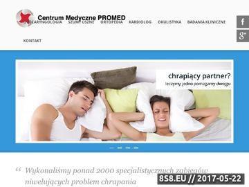 Zrzut strony Leczenie chrapania Kraków