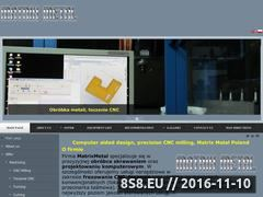 Miniaturka domeny www.cnc3d.pl