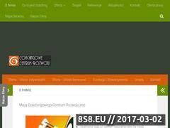 Miniaturka domeny coaching-ccr.pl