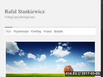 Zrzut strony Coach Wrocław - biznes coaching, life coaching oraz coaching asertywności