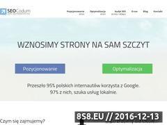 Miniaturka domeny www.codum.pl