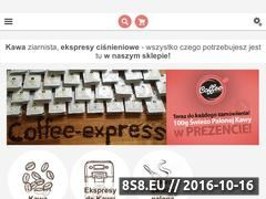 Miniaturka domeny coffee-express.pl