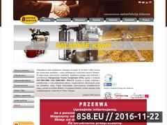Miniaturka domeny www.coffee-service.eu