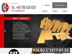 Miniaturka domeny www.cogitoeu.pl