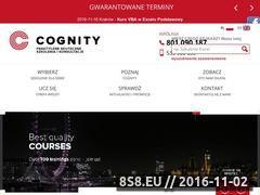 Miniaturka domeny www.cognity.pl