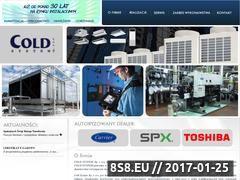 Miniaturka Instalacje przeciwpożarowe Cold System (www.cold-system.pl)