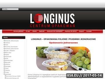 Zrzut strony Opakowania jednorazowe, pudełka do pizzy, worki i woreczki - Kujawsko-Pomorskie