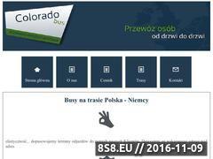 Miniaturka domeny www.coloradobus.pl