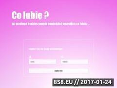Miniaturka domeny www.colubie.pl