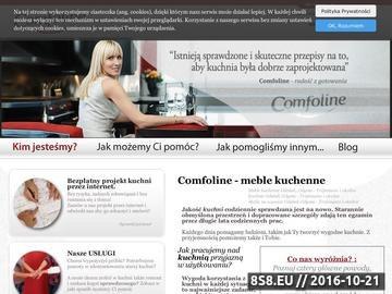 Zrzut strony Meble kuchenne Gdańsk