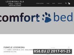 Miniaturka domeny comfortbed.pl