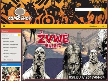 Zrzut strony Komiksy z Batmanem - Comicshop.com.pl