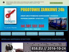 Miniaturka domeny compadre24h.pl