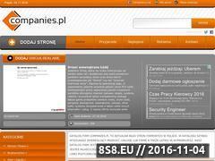 Miniaturka domeny www.companies.pl