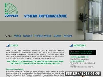 Zrzut strony Liczniki klientów