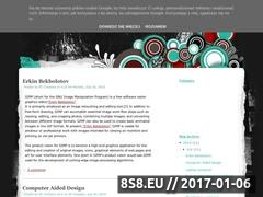 Thumbnail of Computer Software and Graphic Design Website