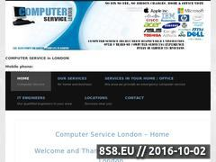 Miniaturka domeny computer-service-london.co.uk