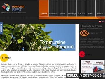 Zrzut strony Pozycjonowanie Katowice