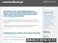 Miniaturka domeny concordia24.pl