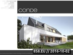 Miniaturka domeny www.conde.pl