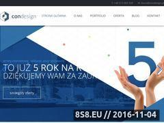 Miniaturka domeny condesign.pl