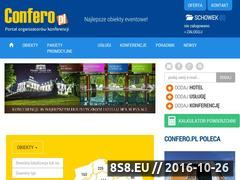 Miniaturka domeny www.confero.pl