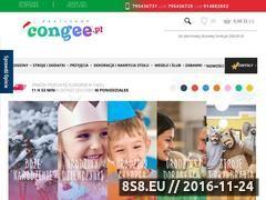 Miniaturka domeny www.congee.pl