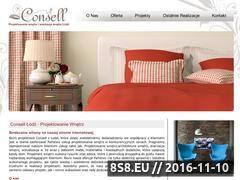 Miniaturka domeny consell.pl
