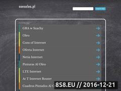 Miniaturka domeny consoleo.pl