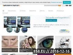 Miniaturka domeny www.consultronix.pl