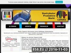 Miniaturka domeny contract.lodz.pl