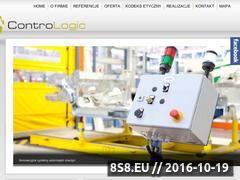 Miniaturka domeny www.contrologic.pl