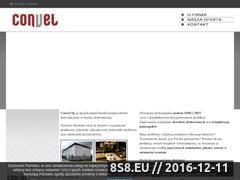 Miniaturka domeny www.convel.pl