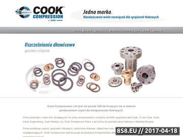 Zrzut strony Pierścienie tłokowe - cookcompression.pl