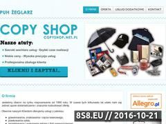 Miniaturka domeny copyshop.net.pl