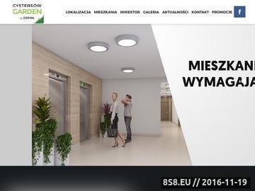 Zrzut strony Mieszkania w Krakowie