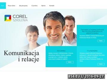 Zrzut strony Profesjonalne szkolenia z komunikacji interpersonalnej